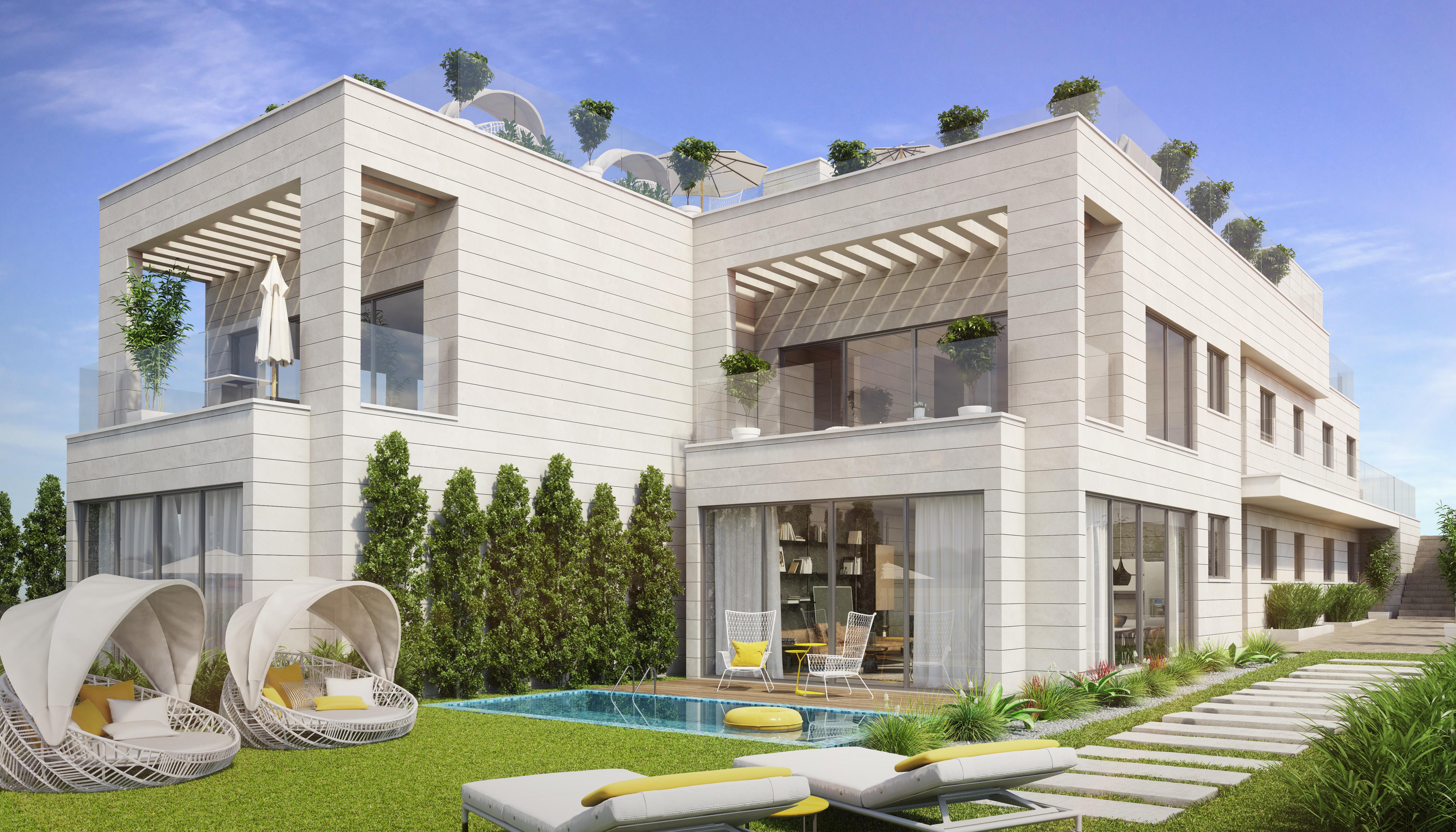 דירות גן למכירה באילת